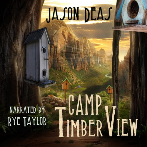 Camp Timber View audiobook cover art