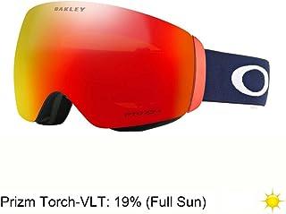 04ddd76114 Oakley Flight Deck XM Snow Goggles, USOC Blazing Eagle Frame, Prizm Torch  Iridium Lens