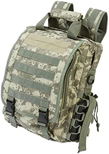 LUBPBFDC Extreme Pak Digital Camo Water-resistant Heavy-duty Tactical Backpack by ExtremePak