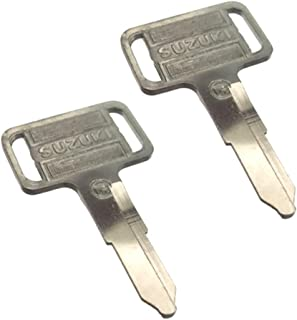 ihave KEY BLANK for Suzuki GS GN DR SP 250 300 400 450 550 650 700 750 850 1000 1100 1150