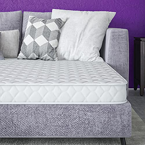 Classic Brands 4.5-Inch Innerspring Replacement Mattress for Sleeper Sofa Bed Full