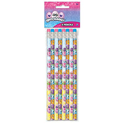 Hatchimals Party Pencils, 8 Ct.