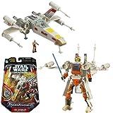 Hasbro Star Wars Transformers:Luke Skywalker