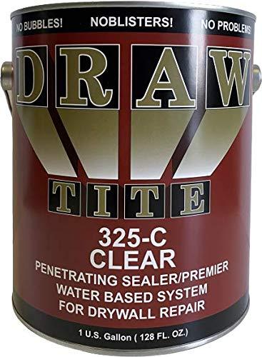 DrawTite Drywall Primer & Sealer, 1 Gallon, Clear SP-325