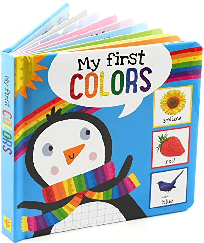 My First COLORS Padded Board Book