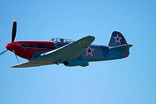 Yakovlev Yak-3, WWII Russian Fighter Plane, War Plane by David Wall/Danita Delimont Art Print, 21 x 14 inches