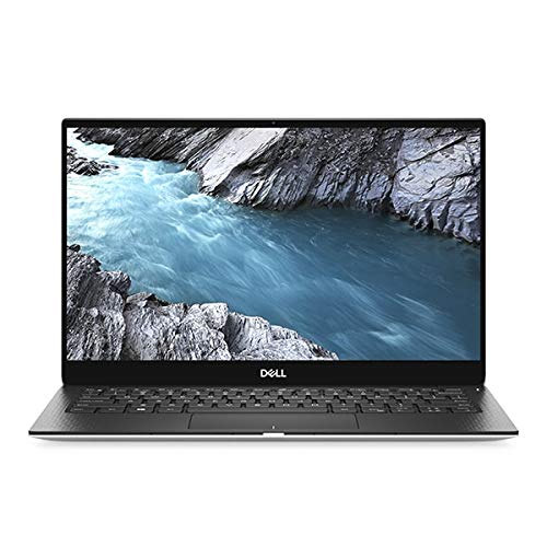 Dell XPS 13 9380, Silver, Intel Core i7-8565U, 8GB RAM, 256GB SSD, 13.3' 3840x2160 UHD, Dell 1 YR WTY + EuroPC Warranty Assist, (Renewed)