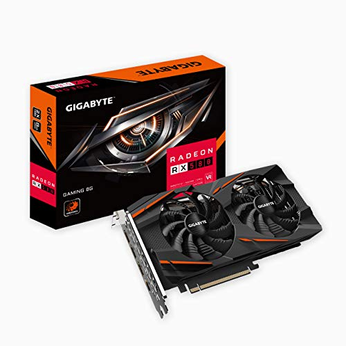 Gigabyte Radeon RX 580 Gaming 8GB Graphic Cards GV-RX580GAMING-8GD