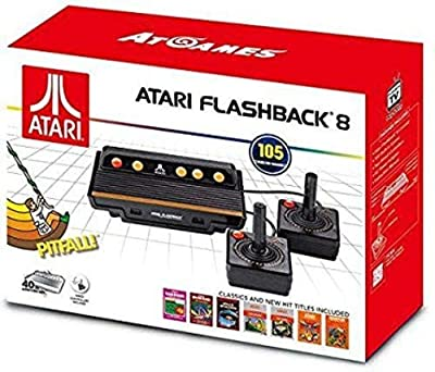 Atari(R Flashback(R) 8 Classic Game Console - Not Machine Specific by Atari