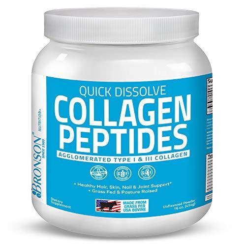 Bovine Collagen Peptides Powder Quick Dissolve...