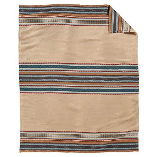 Pendleton Escalante Organic Cotton Bed Blanket (Camel, Twin - 66