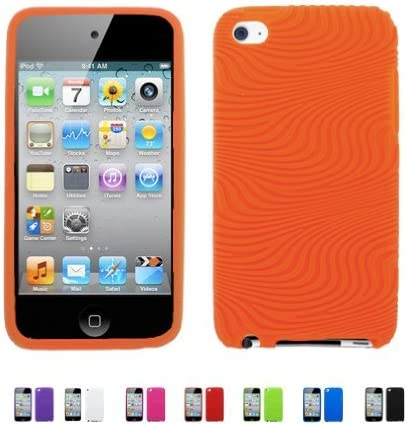 ORANGE Apple iPod Shipping included Touch 4 Max 51% OFF w Cameras 4G Touc