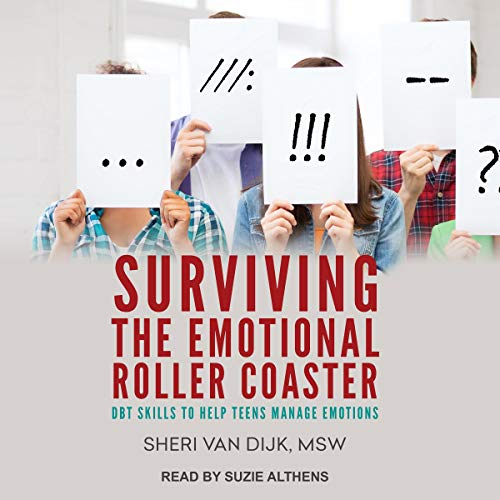 Surviving the Emotional Roller Coaster audiobook cover art