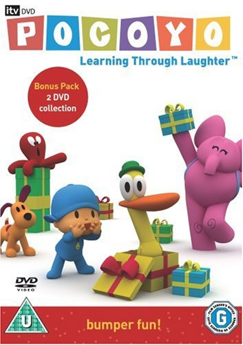 Pocoyo-Bumper Fun Edition [Reino Unido] [DVD]