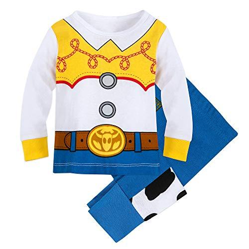 Disney Jessie Costume PJ PALS for Baby Size 18-24 MO Multi