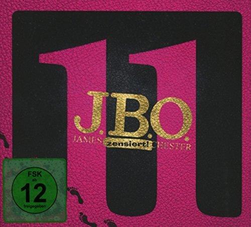 11 (Cd+dvd) by J.B.O.