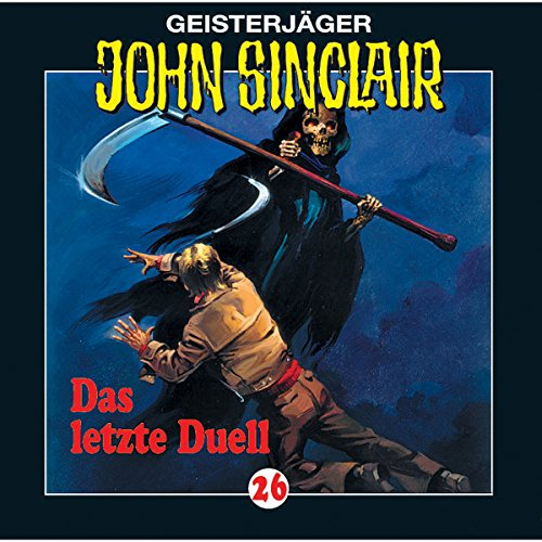 Das letzte Duell audiobook cover art