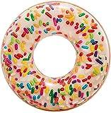 INTEX Jouet Tube Donut Sprinkle, Nylon/A, 99cm x 25cm
