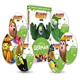Alemán para niños Muzzy BBC 6 DVDs y cursos en línea - Juegos y videos - BBC cursos de lengua