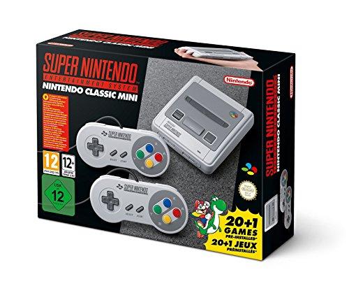 Console Videogames Nintendo Nintendo Classic Mini: Super NES