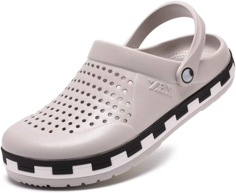 QRETYSG flip flop New Summer Mens Slipper Slides Fashion Beach Lightweight Men Outdoor Slippers