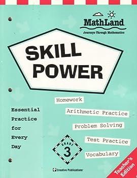 Skill Power Grade 3 (MathLand; Journeys Through Mathematics) 0762204575 Book Cover