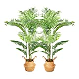 Ferrgoal Artificial Areca Palm...