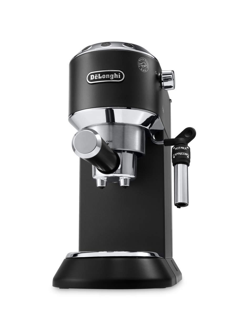 DeLonghi EC685.BK 1300-Watt Espresso Coffee Machine ( Black)