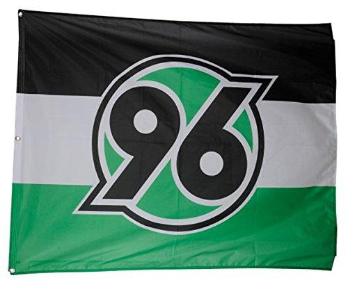 Hannover 96 Hissfahne 150 x 120, Fahne, Flagge, Banner, H96