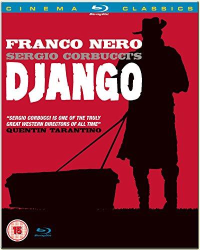 Django-Complete & Uncut / [Blu-ray] [Import]
