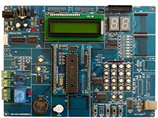 Microembedded Micro PIC18 – PIC18F45xx Development Board