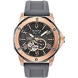 Bulova Automatic Watch (Model: 98A228)