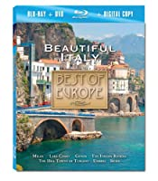 Best of Europe: Beautiful Italy [Blu-ray] [Import]