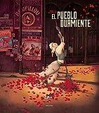 El pueblo durmiente (Álbum ilustrado)