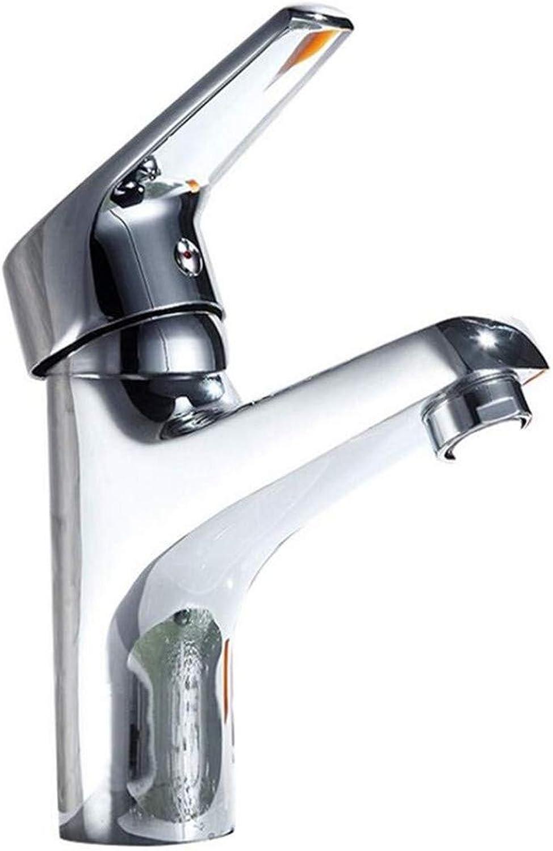 Kitchen Bath Basin Sink Bathroom Taps Kitchen Sink Taps Bathroom Taps Single-Hole Cold-Hot Mixed Water Kitchen Bathroom Faucet Ctzl7269