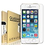 9H Hardened Tempered Glass for iPhone 7! - With Cleaning Cloth
