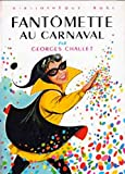 Fantômette au carnaval
