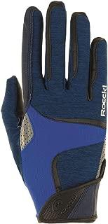 Roeckl Mendon Unisex Gloves 7 Navy