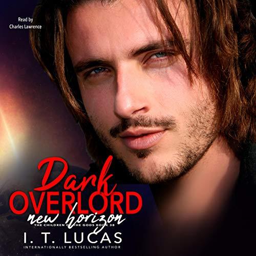 Dark Overlord New Horizon audiobook cover art