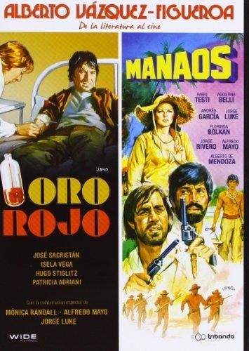 Oro Rojo / Manaos - Alberto V?zquez Figueroa. (Audio in Spanish) Imported...