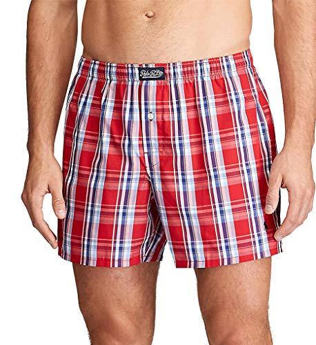 Polo Ralph Lauren Klassische gewebte Boxershorts aus Baumwolle - - Small