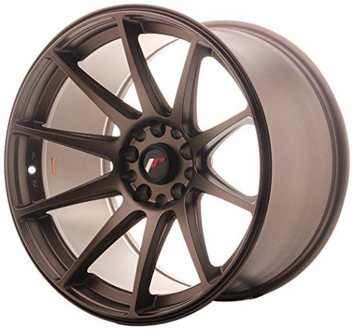 Japan Racing JR11 Dark Bronze - 18x10.5 ET12 5x114.3/5x120 Llantas de aleación (Competición)