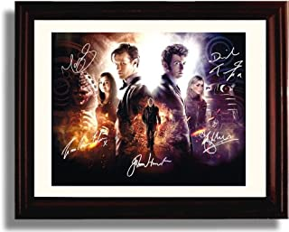 dr who signed photos