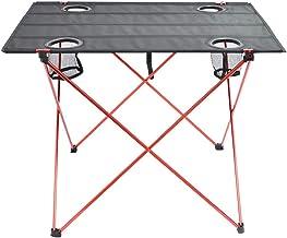 DX Folding Camping Table, Beach mini, outdoor camping barbecue tafel, aluminium legering materiaal, mesh tas ontwerp voor ...