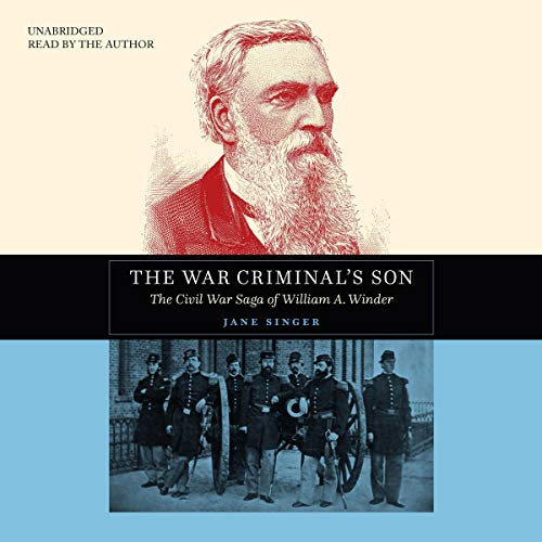 The War Criminal's Son cover art
