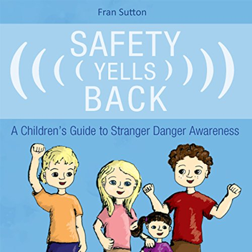 Safety Yells Back audiobook cover art