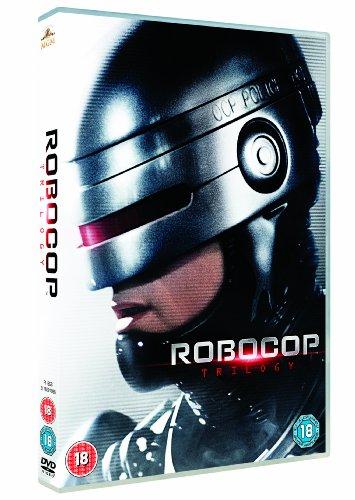Robocop Trilogy [DVD] [1987] [2014]