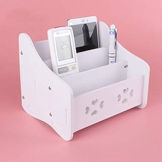 HJJ Los estantes flotantes Caja De Almacenamiento For El Almacenamiento De Los Teléfonos Móviles Y Las Pequeñas Artículos 19 * 16 * 16 Cm Estante de Almacenamiento