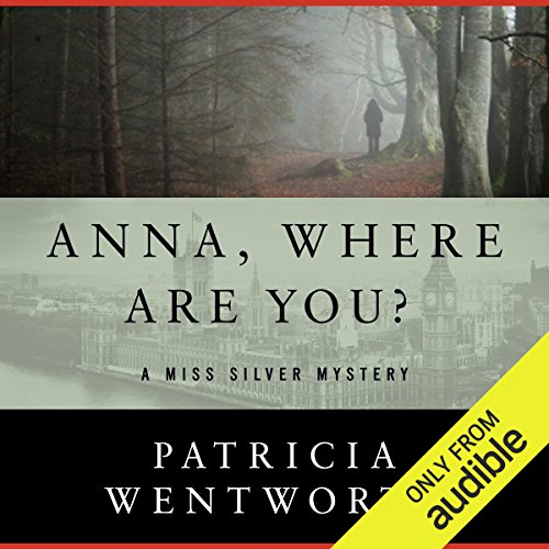 Anna, Where Are You? audiobook cover art