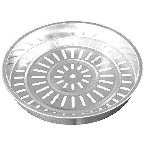 Syntrox Germany Dampf-Gareinsatz - Zubehör-Teil/Erweiterung für Turbo-Heißluftfritteuse Fritteuse Air-fryer